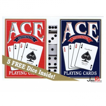 Cartamundi Ace Authentic Set