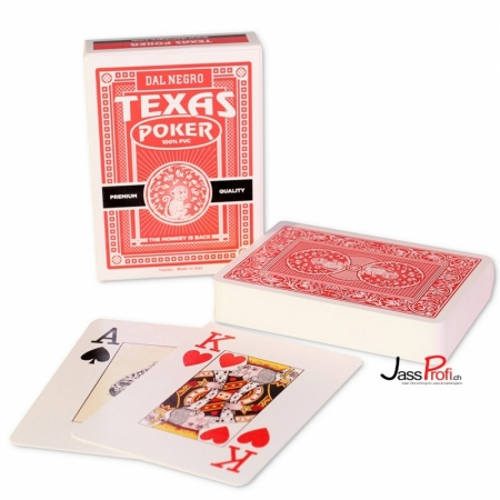 Dal Negro Texas Poker Monkey Rot