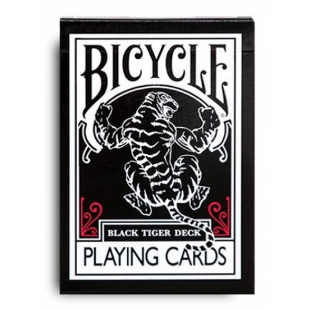 Bicycle/Ellusionist Black Tige..